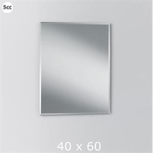 Decor Walther Wandspiegel SPACE 14060 Facet 10mm 40x60 Cm