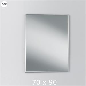 Decor Walther Wandspiegel SPACE 17090 Facet 10mm 70x90 Cm