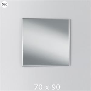 Decor Walther Wandspiegel SPACE 16060 Facet 10mm 60x60 Cm
