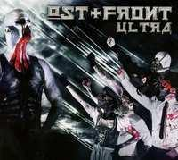 ULTRA -LTD-. OST-FRONT CD