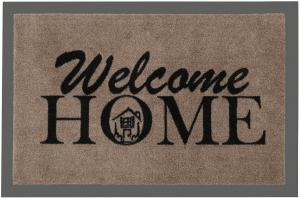 HANSE HOME Mat Welcome Home Met Antislip-coating