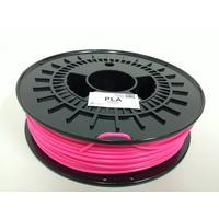German RepRap PLA Plastic 750g 3mm Pink 100252