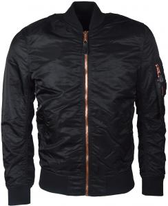 Alpha Industries MA-1VF Black/Copper