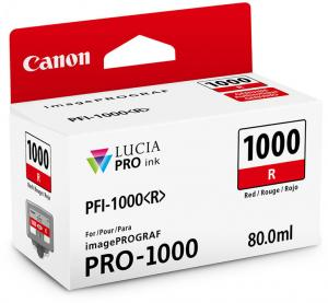 Canon Ink Cart/PFI-1000 Red