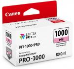 Canon Ink Cart/PFI-1000 Photo Magenta