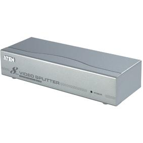 Aten At-vs98a 8-poorts Video Splitter Desktop