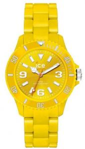Ice-Watch Ice-Solid Yellow Unisex - Horloge Geel- 41 Mm