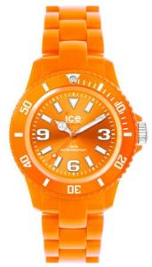 Ice-Watch Ice-Solid Orange Unisex - Horloge 41 Mm Kunststof Oran (4895164002542)