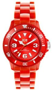 Ice-Watch Ice-Solid Red Unisex SD.RD.U.P.12 - Horloge 41 Mm Kuns