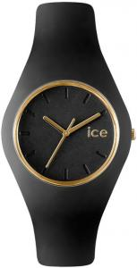 Ice-Watch ICE-Glam Black Unisex ICE.GL.BK.S.S.14 - Horloge Zwart
