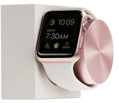 Apple Watch Native Union Dock - Steen / Ros Goud