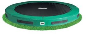 Salta Excellent 542 Inground Trampoline Groen