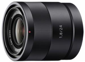Sony 24mm F/1.8 Groothoeklens For NEX