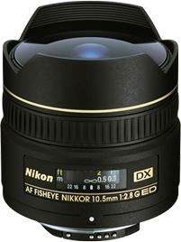 Nikon Nikkor AF DX 28 / 105 Mm G IF-ED