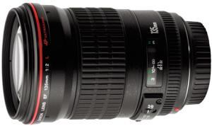 Canon EF 135 Mm F/2.0L USM 2520A015