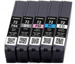 Canon PGI-72 PBK/GY/PM/PC/CO 5-Multipack