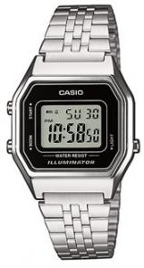 Casio Collection LA680WEA-1EF Retro Horloge