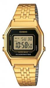 Casio Collection LA680WEGA-1ER Retro Horloge