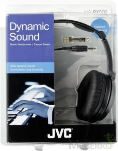 JVC Around-ear Ha-rx500-e Zw