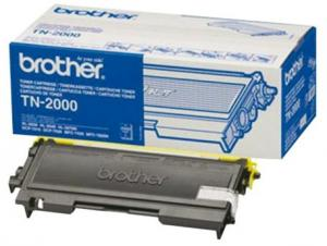 Tonercartridge Brother TN-2000 Zwart