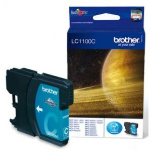 Inkcartridge Brother LC-1100C Blauw