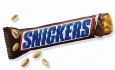 Snickers Chocolade Reep