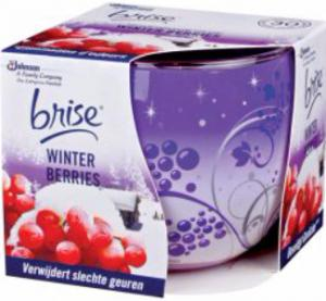 Brise Geurkaars - Winterberries 120 Gram