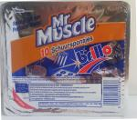 Mr. Muscle - Brillo Schuursponsjes 10 Stuks