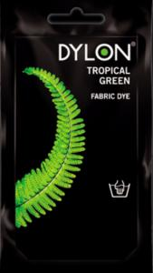 Dylon Textielverf Handwas - Tropical Green 50 Gram