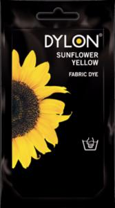 Dylon Textielverf Handwas - Sunflower Yellow 50 Gram