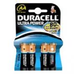 Duracell Ultra Power AA - Met Powercheck 1500/lr6 4 Stuks