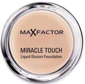 Max Factor Miracle Touch Foundation - Rose Beige 065