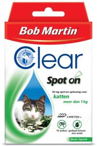 Bob Martin Clear Spot On Kat