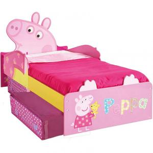 Bed Peuter Peppa Pig: 143x77x75 Cm
