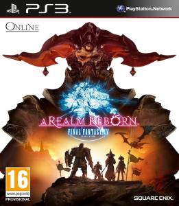 Final Fantasy XIV 14 A Realm Reborn Online Game PS3