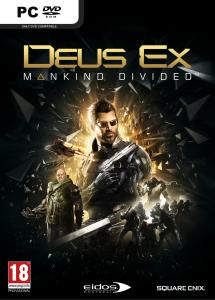 Deus Ex Mankind Divided Day 1 Edition (5021290071599)