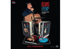 Live In The 50 - Complete Concert Recordings