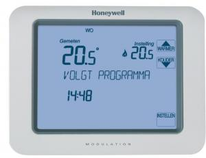 Honeywell Chronotherm Touch Modulation (5025121383721)