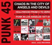 PUNK 45 VOL.6 1977-1981 * CHAOS IN THE CITY OF ANGELD AND DEVILS