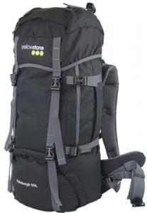 Yellowstone Edinburgh Backpack - Zwart