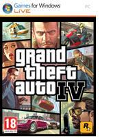 Rockstar Games Grand Theft Auto IV Download Versie TAK351AE