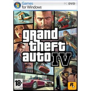 TakeTwo Grand Theft Auto 4 GTA PC 053884