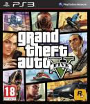 Grand Theft Auto GTA V Five 5 Game PS3