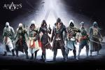 Gbeye Assassins Creed Characters Poster 61x915cm