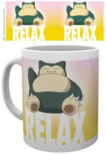 Pokemon Mug Snorlax