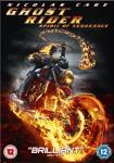 GHOST RIDER:SPIRIT OF... MOVIE DVD