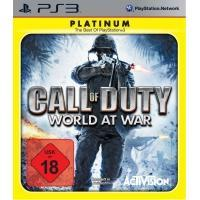Call Of Duty 5 World At War Game Platinum PS3