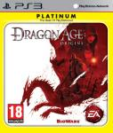 Dragon Age Origins Game Platinum PS3