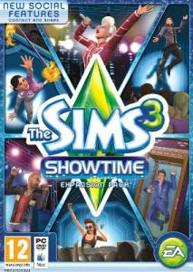 De Sims 3 Showtime Add-On (5030930104955)