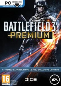 Battlefield 3: Premium Expansion Pack Code In A Box